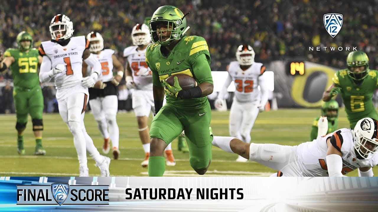 Oregon vs. Oregon State in 2017 Civil War: TV channel, how to watch live ...