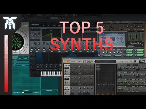 Best Synths for Sound Design (2018)