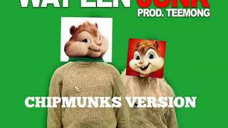 Killer Kamal - Wat Een Junk (Chipmunks Versie)