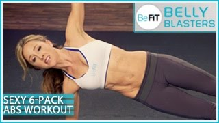 BeFiT Belly Blasters: Sexy 6-Pack Abs Workout- Nicola Harrington