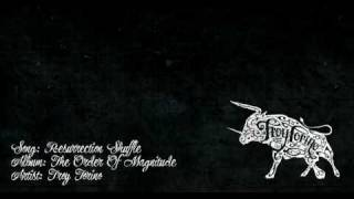 Troy Torino - Resurrection Shuffle