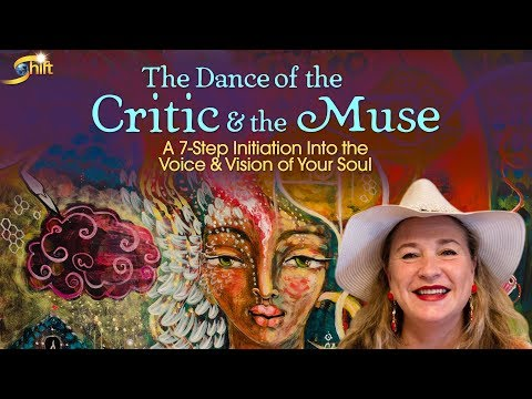 The Dance of the Critic & the Muse Q&A with Shiloh Sophia