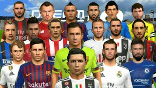 All stars all players 100 dream league soccer 2018