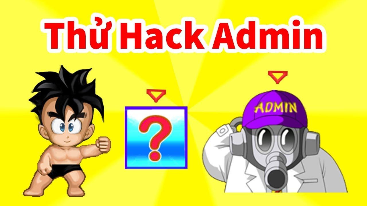 Ngọc Rồng Online – Thử Chơi Hack Xem Admin Có Khóa Nick Và Cái Kết !