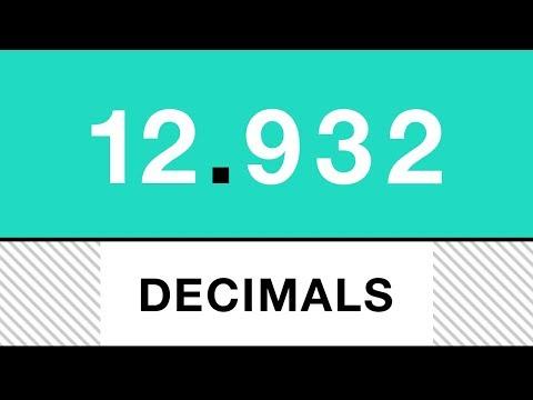 Math Basics: Decimals