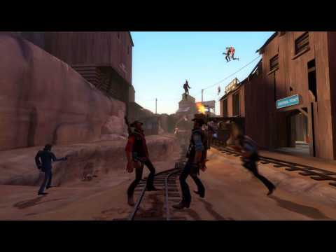 [TF2 Replay] A Typical Day On Lazypurple's Server