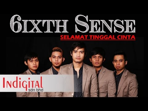 6ixth Sense - Selamat Tinggal Cinta (Official Lyric Video)