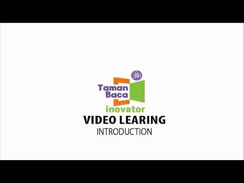 Introduction Video Learning Taman Baca Inovator