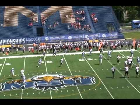 John Kelly Qb 10 Saint Francis University Pa Highlights Youtube