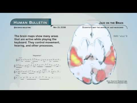 Science Bulletins: Jazz on the Brain