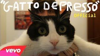 OLIVER IL GATTO DEPRESSO- Canzone METAL (Official)