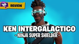 REVIEW KEN INTERGALACTICO ? FORTNITE SAVE THE WORLD SPANISH GUIDE