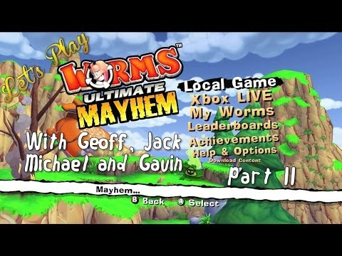 Download Free worms ultimate mayhem Full Version Game