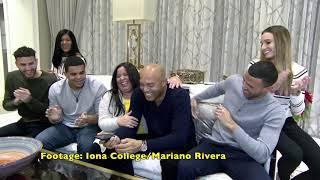 Mariano Rivera gets the HOF call