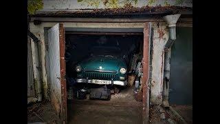 Машина ПОЛКОВНИКА ГАЗ GAZ 21 ВОЛГА 21 1960 год ОСМОТР