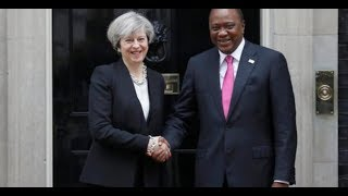 What Kenyans gained from UK Prime Minister May\'s visit
