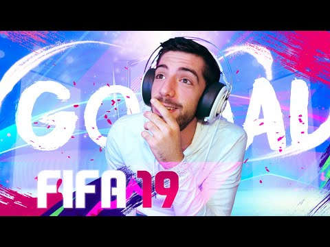 FIFA 19 - MES PREMIERS BUTS !