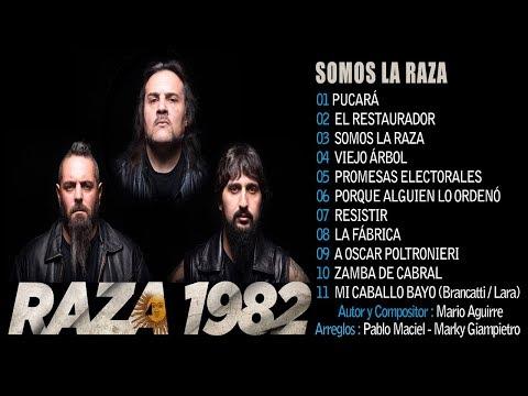 RAZA 1982 - SOMOS LA RAZA (Full Álbum 2019)