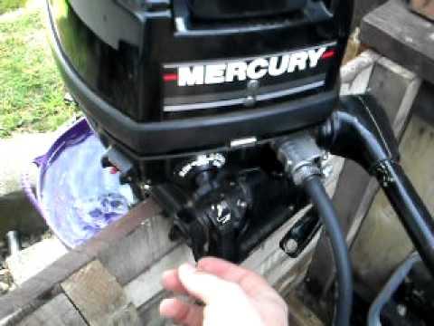 Mercury 15hp 2 Stroke Short Shaft Outboard