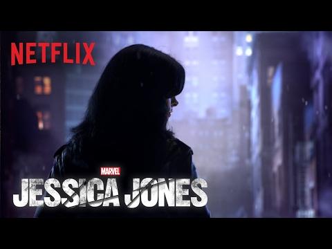 Marvel's Jessica Jones Goes for Nighttime Walk in Latest Teaser