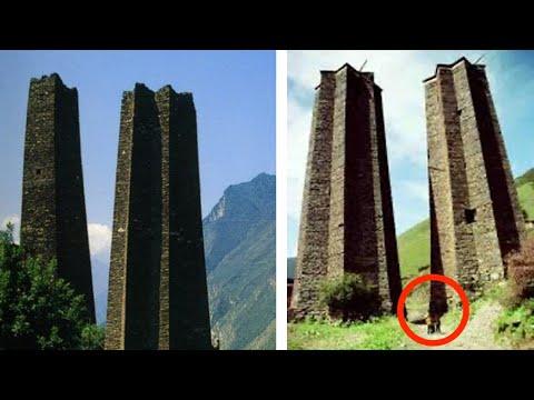 Niemand weiß, wer diese Strukturen gebaut hat!