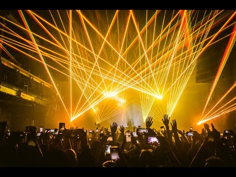 laserface by Gareth Emery, New York 11/18/17 (Full Set)