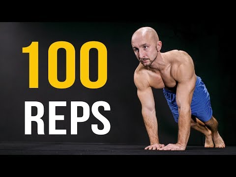 100 Reps for Muscle Growth!