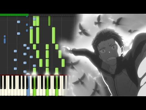 "[Synthesia] ""Paradisus Paradoxum"" - Re:Zero Kara Hajimeru Isekai Seikatsu OP 2"