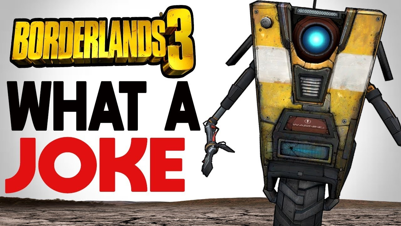 Borderlands 3 players: You're not doing anything wrong, so just be patient