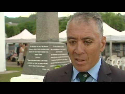 Cook Island veterans remembered in ANZAC commemorations