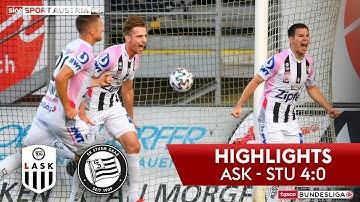 tipico Bundesliga, 27. Runde: LASK - SK Sturm Graz 4:0