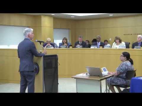 Bergen County Freeholders - 072617 FH Public Meeting
