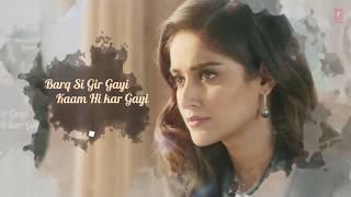 Tulsi Kumar Mere Rashke Qamar (Female Version) Baadshaho | Ajay Devgn | Ileana D'Cruz