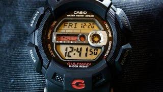 Наручные часы Casio G-Shock Gulfman G9100-1(http://zombiehunter.ru/catalog/casiogshock/gshock-g9100-1.html - подробнее о часах. Наручные часы Casio G-Shock Gulfman G9100-1 оснащены ..., 2013-12-26T14:11:40.000Z)