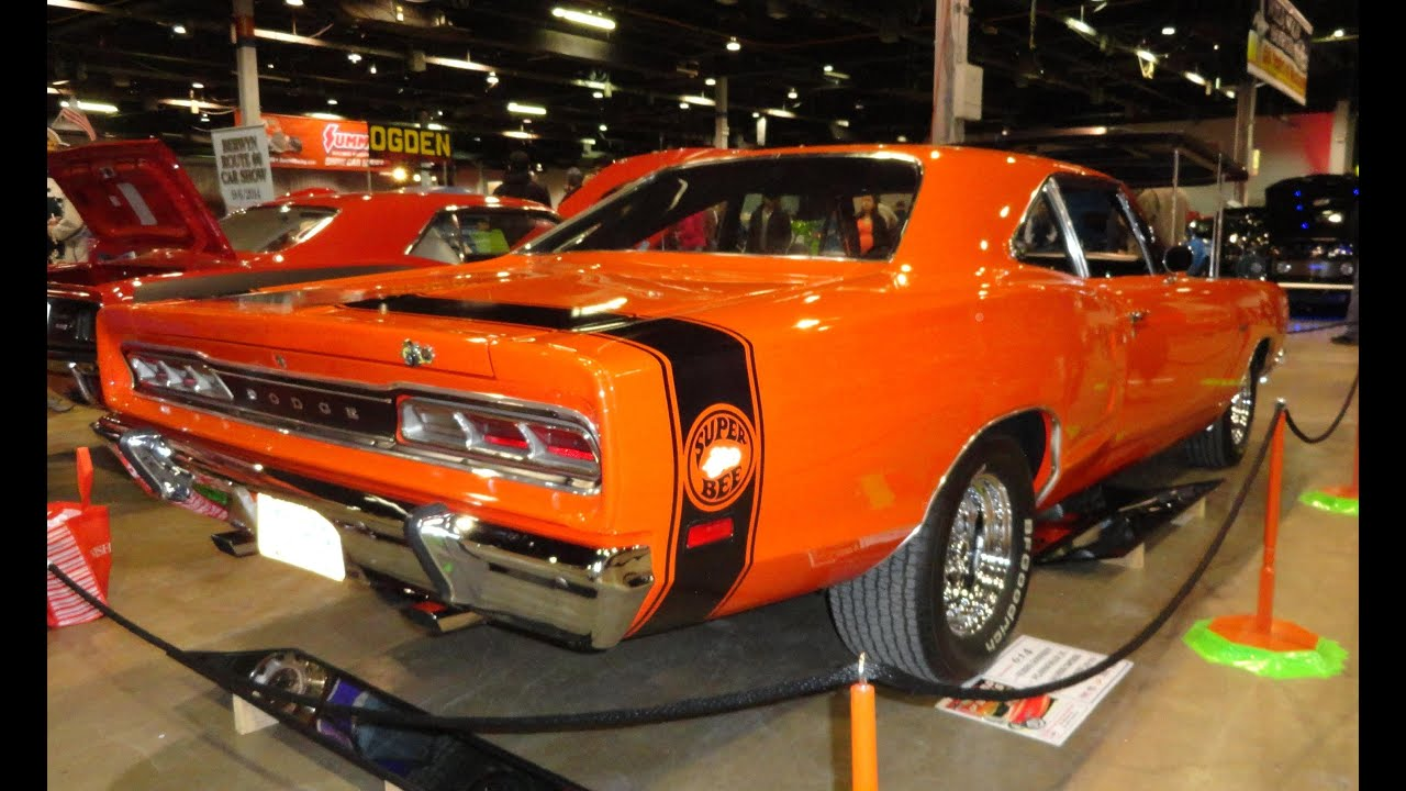 1969 dodge super bee   world of wheels - my car story with lou costabile