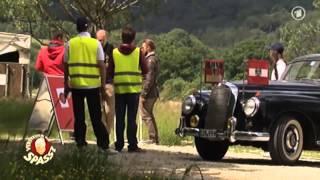 Oldtimer-Rallye mit Peter Lohmeyer Verstehen Sie Spaß