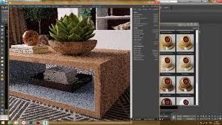 3Ds MAX. Обзор рендера Corona Render 1.7. Визуализация и освещение. Новые возможности, тест скорости