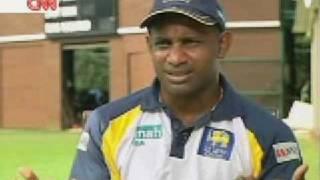 sanath jayasuriya- talk about  Sri Lankan Cricket to CNN talk Asia (Pt2)
