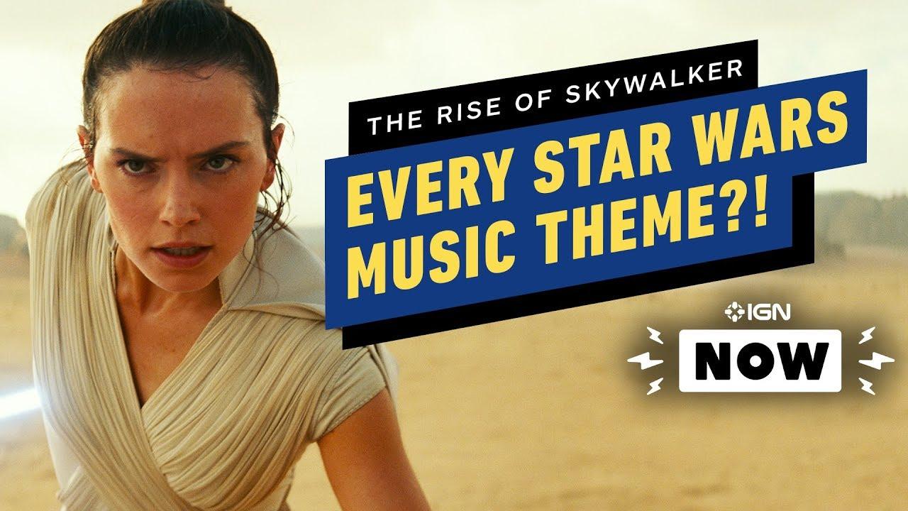 JEDES Star Wars-Thema wird in Rise of Skywalker ?! - IGN jetzt + video