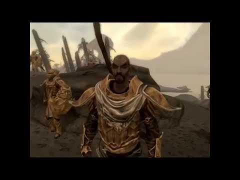 Skyrim Battles - Captain Veleth & 10 Redoran Guards vs General Falx Carius & 5 Ash Spawn Immolators