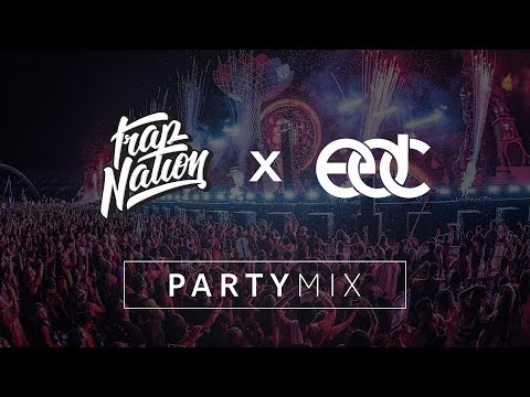🎉 EDC Las Vegas 2017 | Trap Nation (Party Mix)