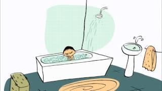 Blagues de Toto - A la douche Abonne-toi à la chaîne Toto http://bi...
