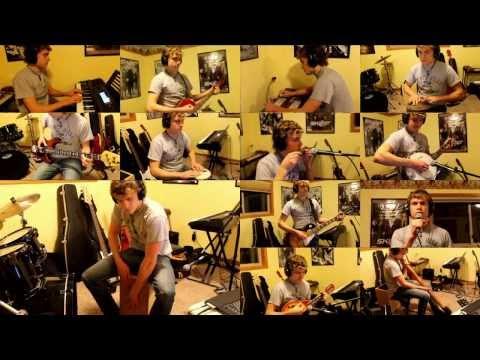 A Midnight Epic - Josh Schriever