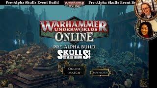 Warhammer Underworlds: Online – Skulls for the Skull Throne 3 Gameplay Main Stream