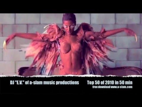 """DJcity's Top 50 of 2010 in 50 min - mixed by DJ """"E.V."""" - 10-20min"""