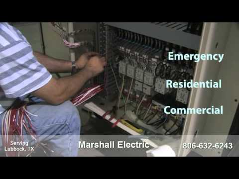 Marshall Electric - Electrician in Lubbock,TX