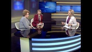 Гендиректор комбината школьного питания Наталья Альшева: важно приучить детей питаться правильно
