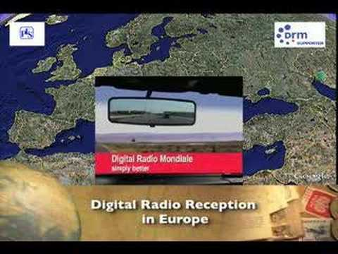 digital radio europe