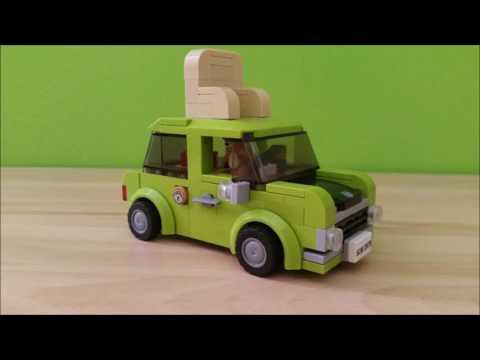 Lego Mr. Bean Moc