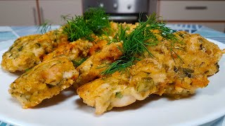 Рубленные Куриные Котлетки с Сыром и Зеленью Рецепт Который Вам Точно Пригодится